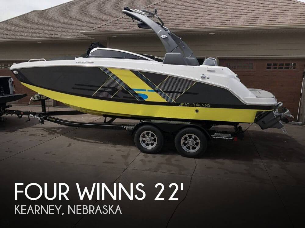 Used Four Winns Boats For Sale by owner | 2017 Four Winns 22
