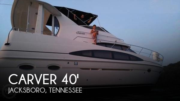Used Carver 40 Boats For Sale by owner | 2000 Carver 40