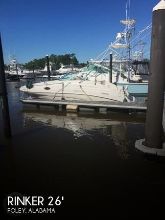 Used Rinker 23 Boats For Sale by owner | 1996 Rinker 23