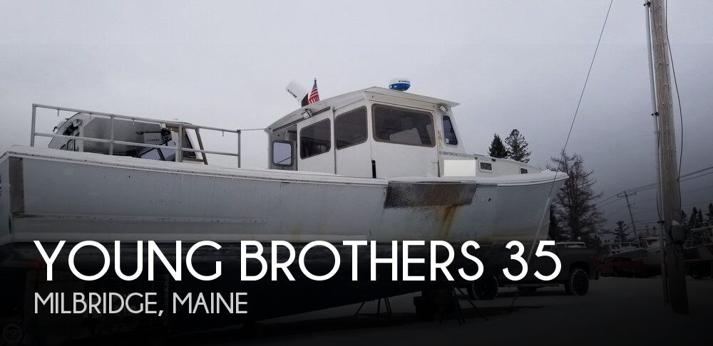 Used Young Brothers Boats For Sale by owner | 1989 Young Brothers 35