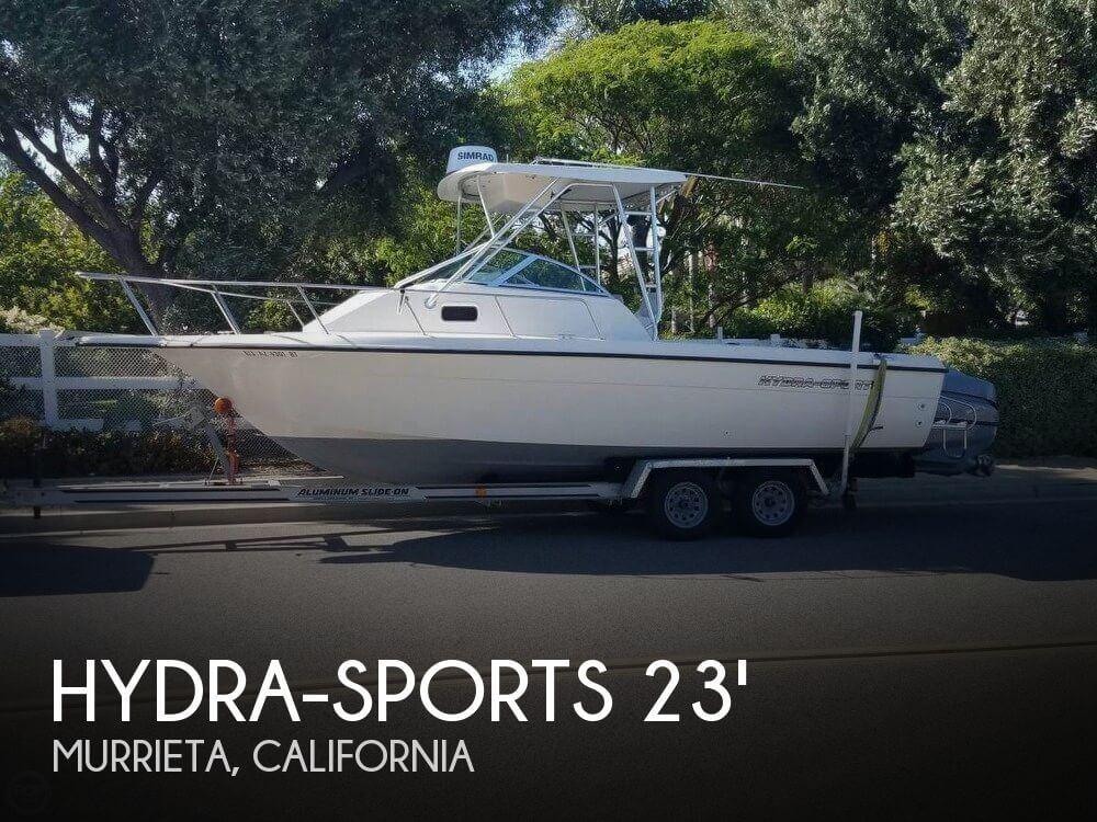 1999 Hydra-Sports 23