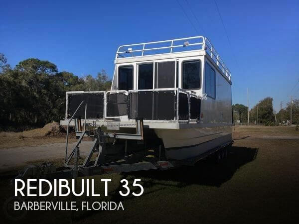 Used American Redi-Built Boats For Sale by owner | 2003 American Redi-Built 35