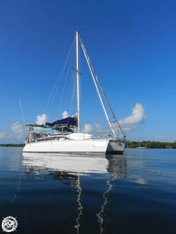 1993 PDQ Yachts boat for sale, model of the boat is 36 Capella & Image # 5 of 40