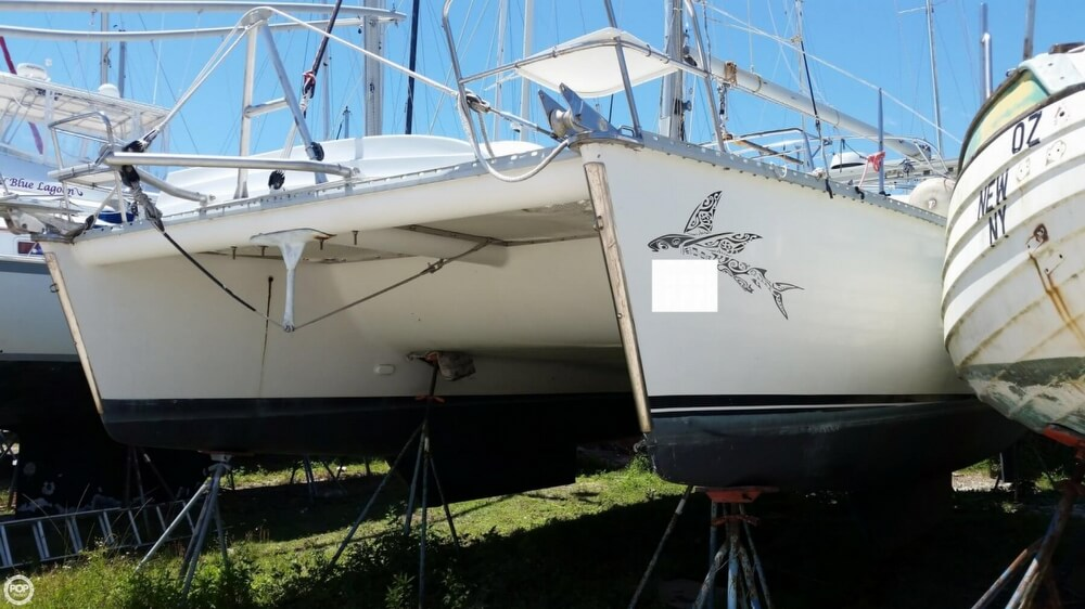 1993 PDQ Yachts boat for sale, model of the boat is 36 Capella & Image # 16 of 40