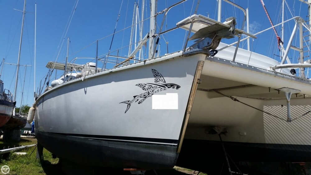 1993 PDQ Yachts boat for sale, model of the boat is 36 Capella & Image # 17 of 40