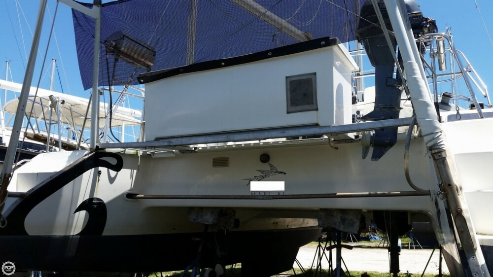 1993 PDQ Yachts boat for sale, model of the boat is 36 Capella & Image # 20 of 40