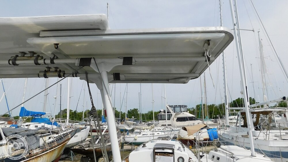 1993 PDQ Yachts boat for sale, model of the boat is 36 Capella & Image # 33 of 40