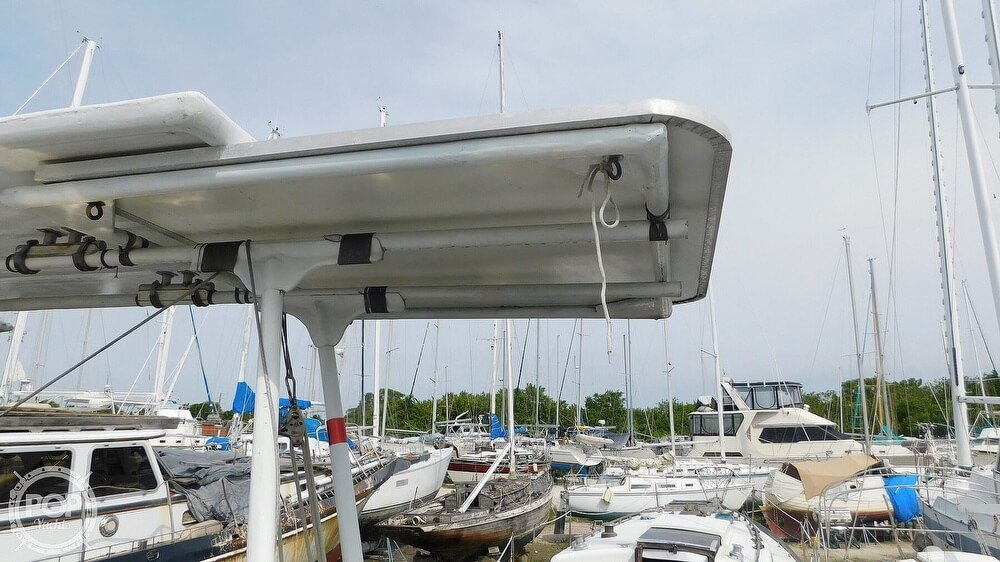 1993 PDQ Yachts boat for sale, model of the boat is 36 Capella & Image # 35 of 40