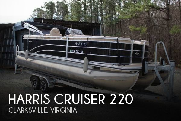 Used Boats For Sale in Durham, North Carolina by owner | 2016 Harris 22