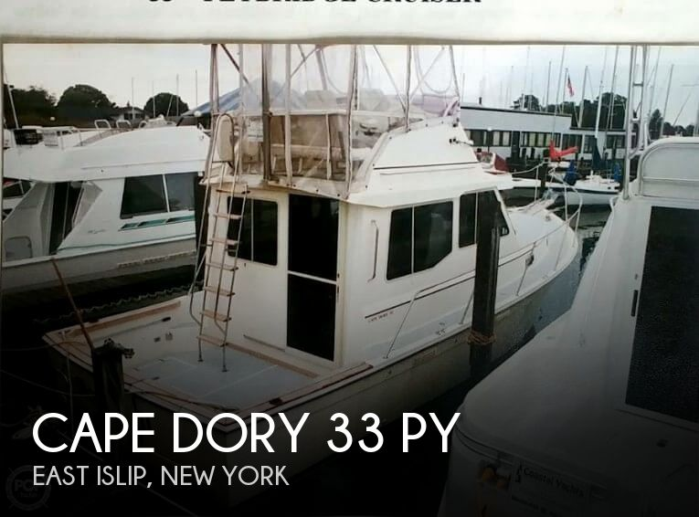 Used CAPE DORY Boats For Sale by owner | 1989 Cape Dory 33