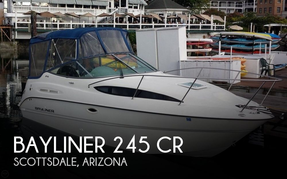 Used Bayliner 24 Boats For Sale by owner | 2010 Bayliner 245 CR