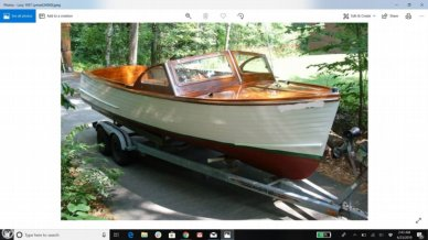 Lyman 23 Runabout, 23, for sale - $17,750