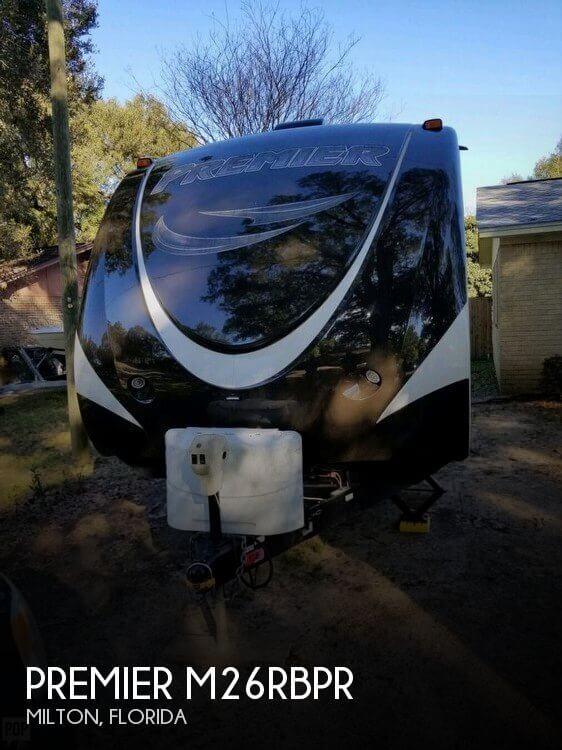 2015 Keystone Premier M26RBPR