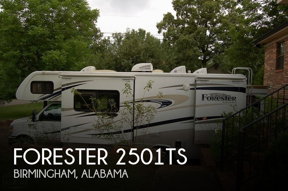 2014 Forest River Forester 2501TS