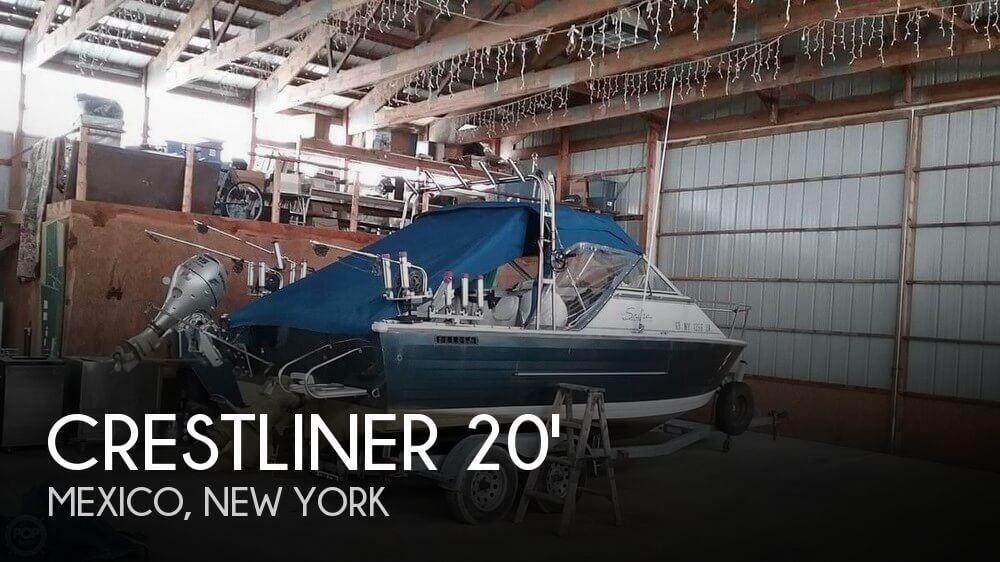 1994 Crestliner 20