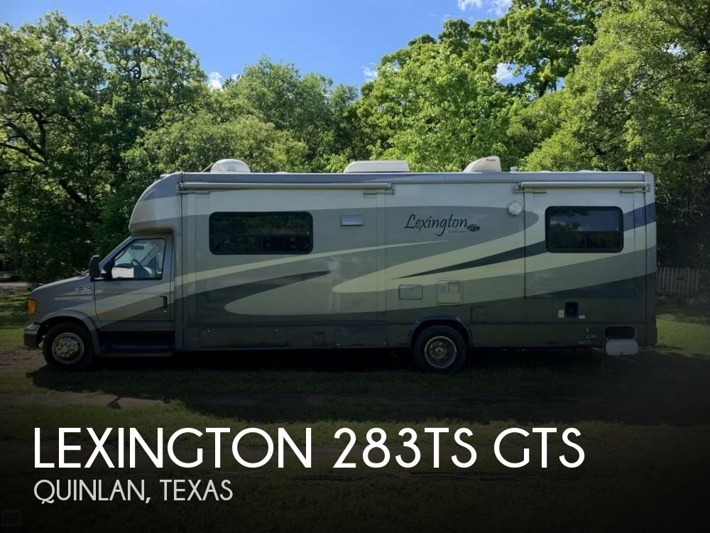 2006 Forest River Lexington 283TS GTS