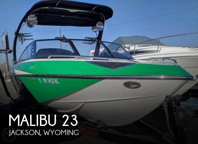 Used Boats For Sale in Wyoming by owner | 2008 Malibu 23