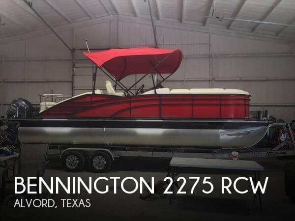 Used Bennington Boats For Sale by owner | 2015 Bennington 22