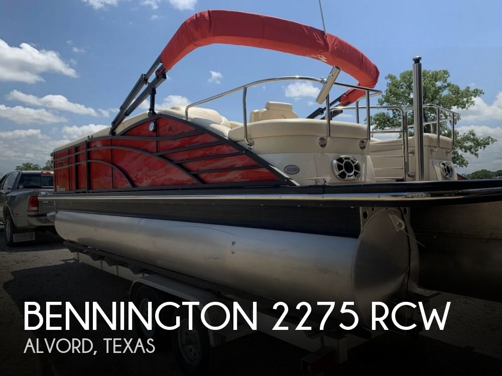 2015 Bennington boat for sale, model of the boat is 2275 RCW & Image # 1 of 41