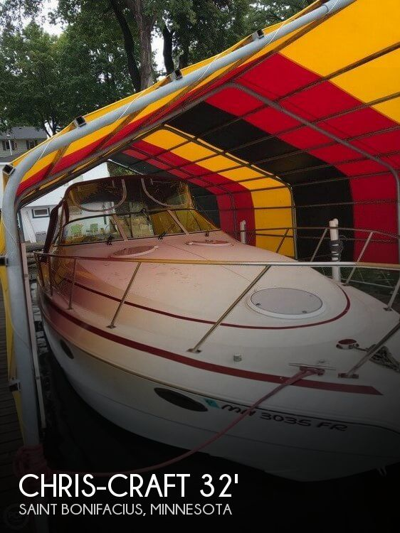 Used Chris-Craft Boats For Sale in Minnesota by owner | 1992 Chris-Craft 29