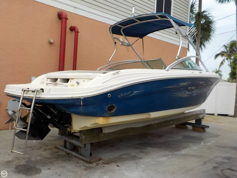 2006 Sea Ray boat for sale, model of the boat is 220 Select & Image # 11 of 40