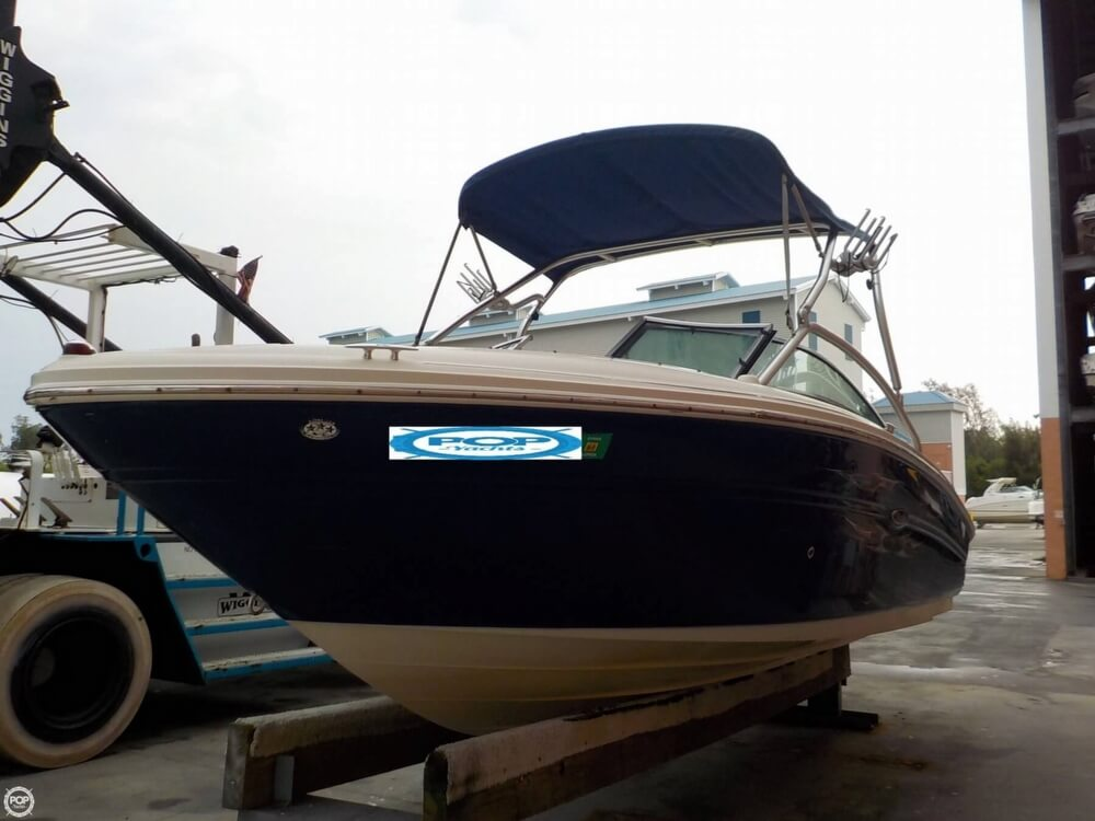 2006 Sea Ray boat for sale, model of the boat is 220 Select & Image # 16 of 40