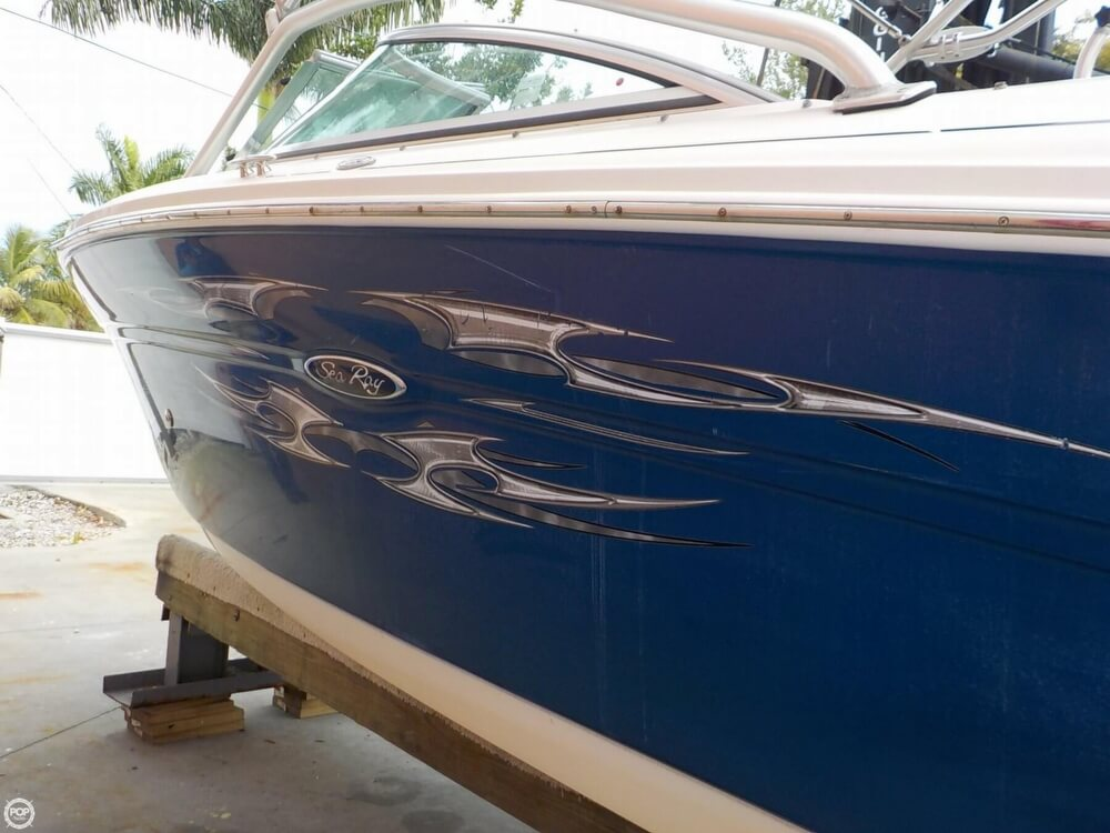 2006 Sea Ray boat for sale, model of the boat is 220 Select & Image # 19 of 40