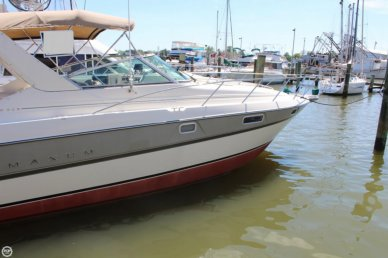 Maxum 3200 SCR, 34', for sale - $23,900