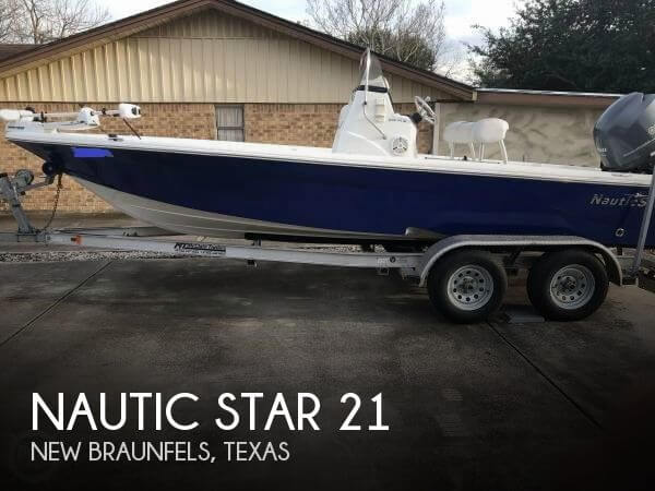 Used Nautic Star Boats For Sale by owner | 2014 Nautic Star 21