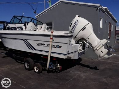 Sportcraft Fishmaster 222, 222, for sale - $28,900