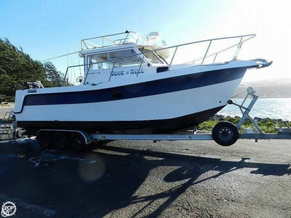 2003 Osprey boat for sale, model of the boat is 30 & Image # 2 of 40