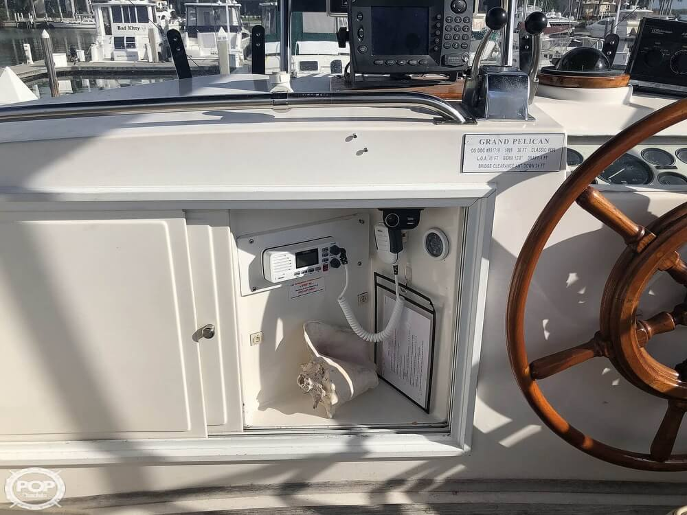 1989 Grand Banks boat for sale, model of the boat is 36 & Image # 32 of 40
