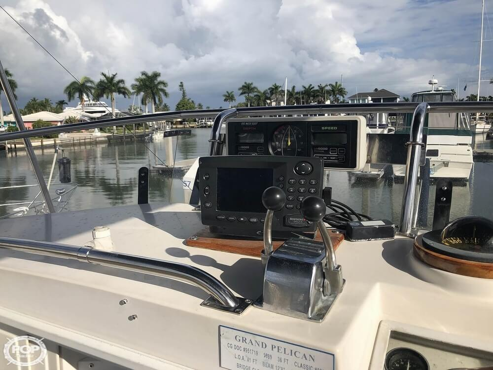 1989 Grand Banks boat for sale, model of the boat is 36 & Image # 28 of 40