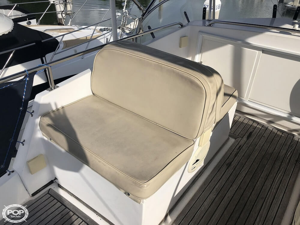 1989 Grand Banks boat for sale, model of the boat is 36 & Image # 39 of 40