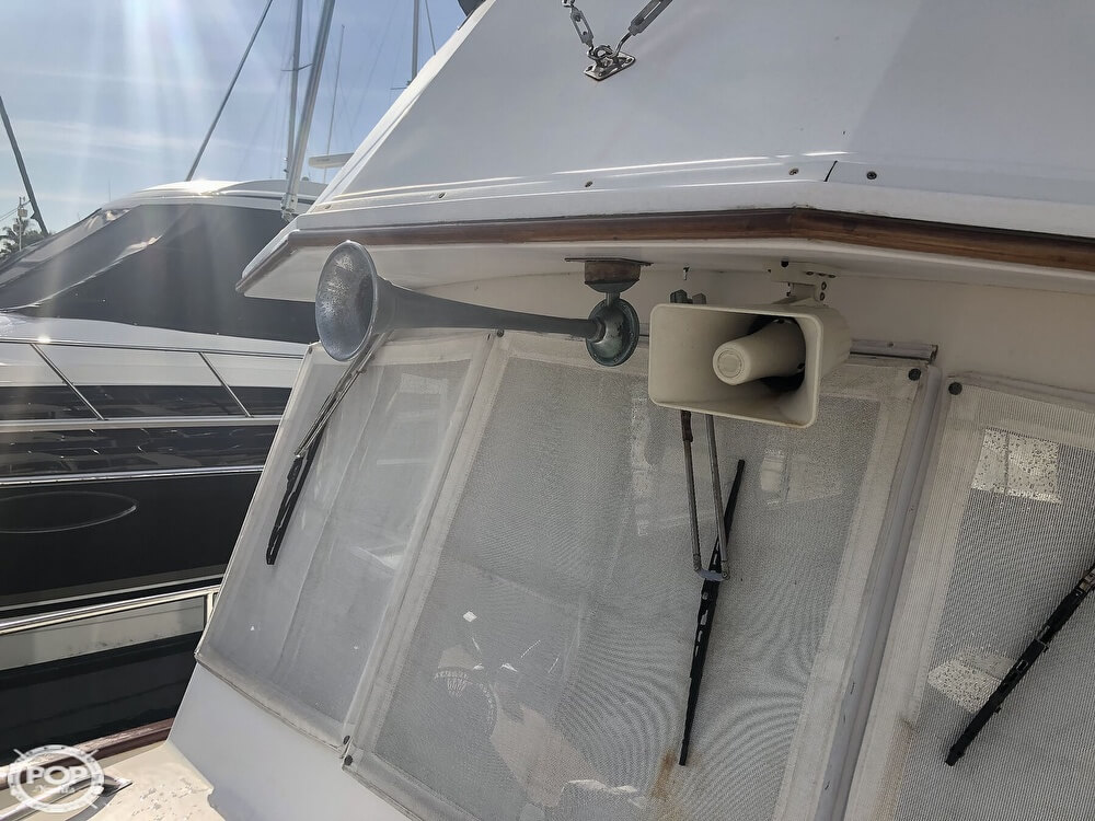1989 Grand Banks boat for sale, model of the boat is 36 & Image # 22 of 40