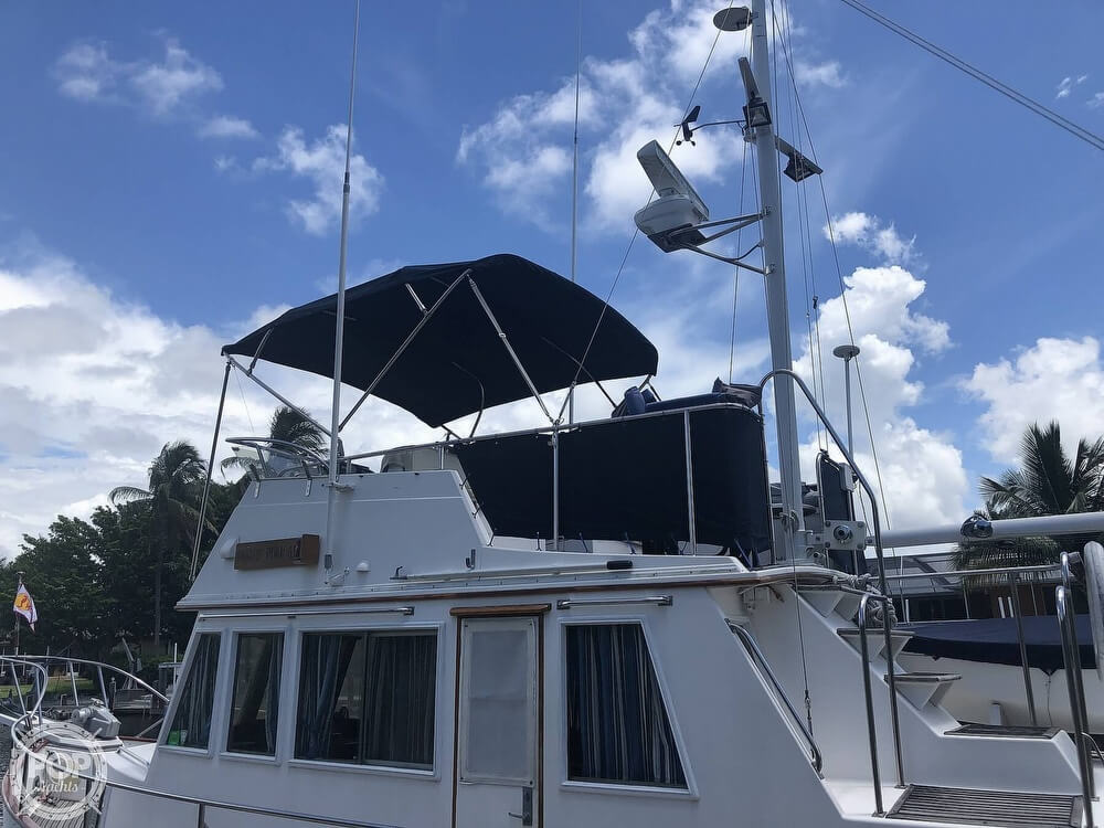 1989 Grand Banks boat for sale, model of the boat is 36 & Image # 12 of 40