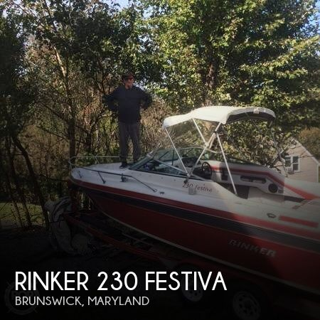 Used Rinker 23 Boats For Sale by owner | 1990 Rinker 23