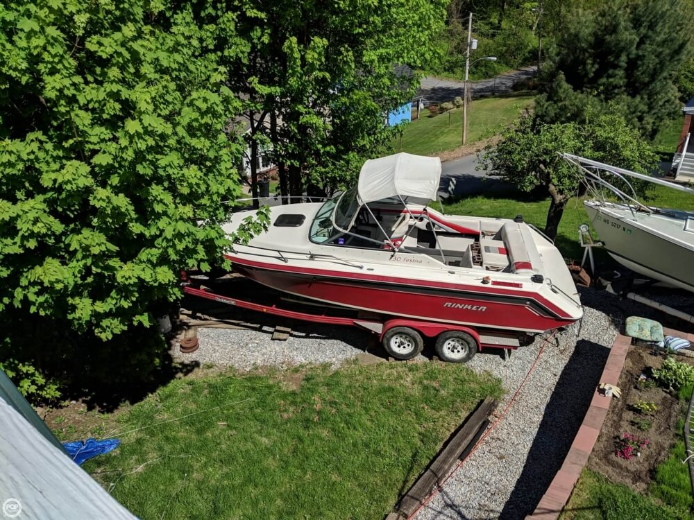 1990 Rinker boat for sale, model of the boat is 230 Festiva & Image # 10 of 40