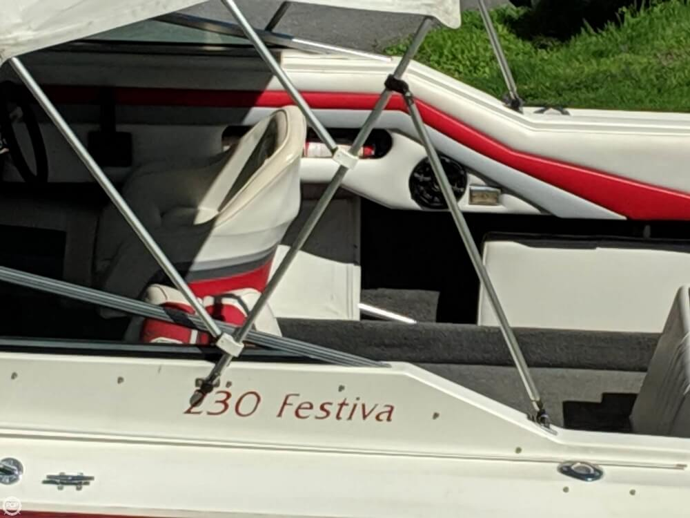 1990 Rinker boat for sale, model of the boat is 230 Festiva & Image # 14 of 40