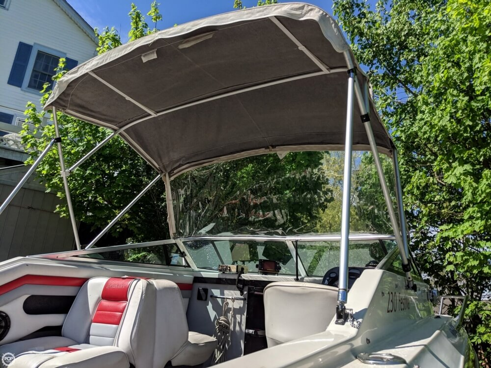 1990 Rinker boat for sale, model of the boat is 230 Festiva & Image # 37 of 40