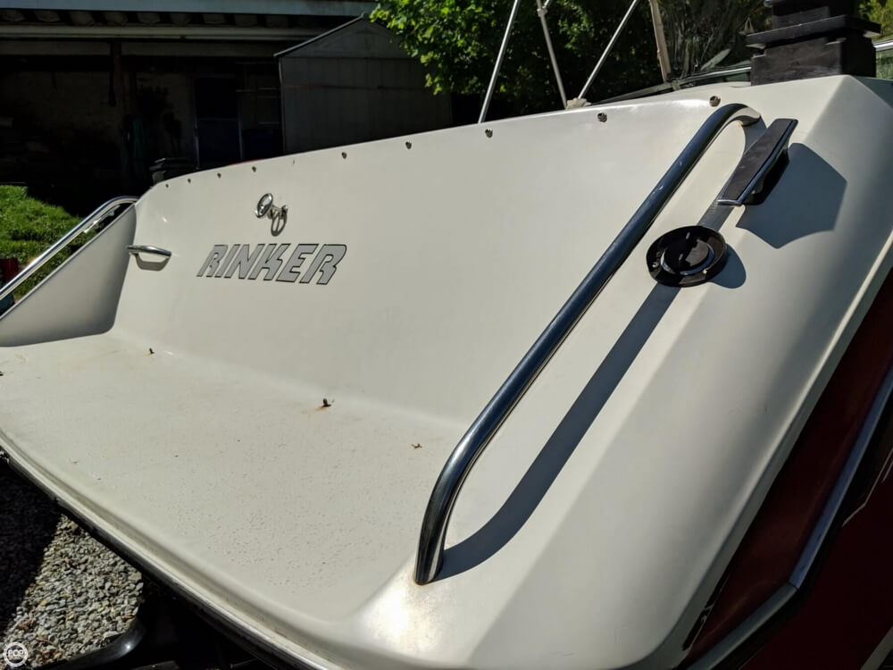 1990 Rinker boat for sale, model of the boat is 230 Festiva & Image # 38 of 40