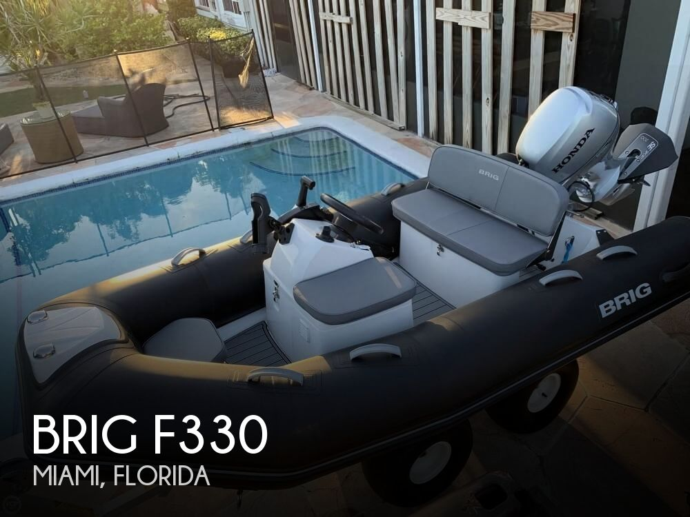 2019 BRIG F330 for sale