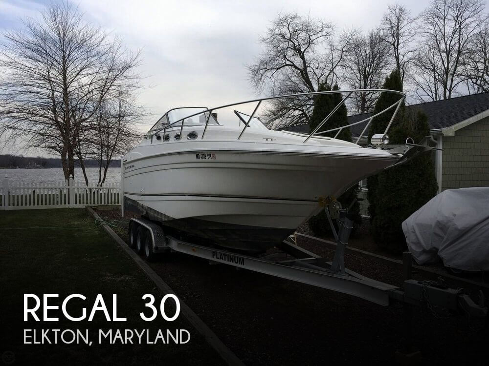 Used Regal 30 Boats For Sale by owner | 2002 Regal 30