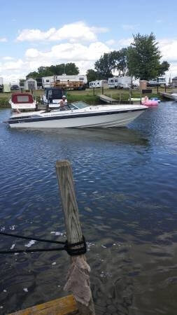 1989 Wellcraft boat for sale, model of the boat is 26 Nova II & Image # 3 of 34