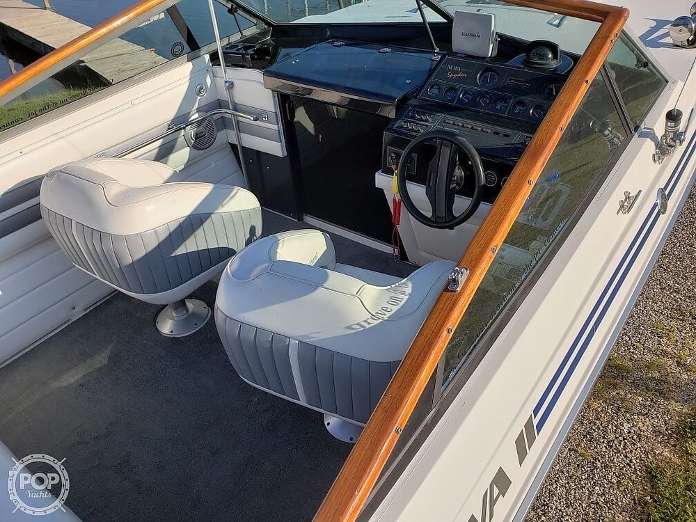 1989 Wellcraft boat for sale, model of the boat is 26 Nova II & Image # 11 of 34