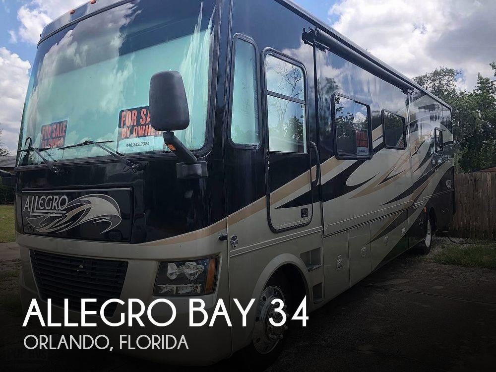 2012 Tiffin Allegro Bay 34