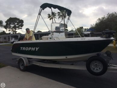 Trophy 1703 CC, 17', for sale - $13,250