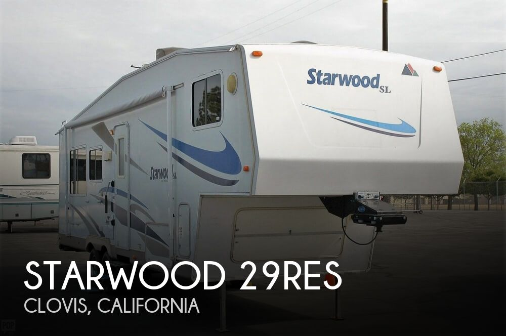 2006 Mckenzie Towables Starwood 28rls