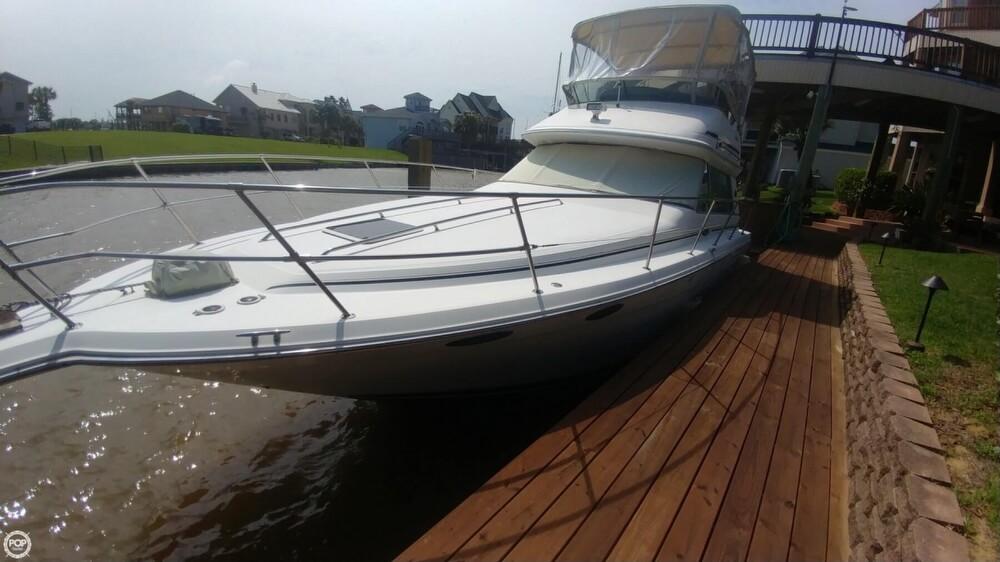 1996 Sea Ray boat for sale, model of the boat is 370 Sedan Bridge & Image # 12 of 40