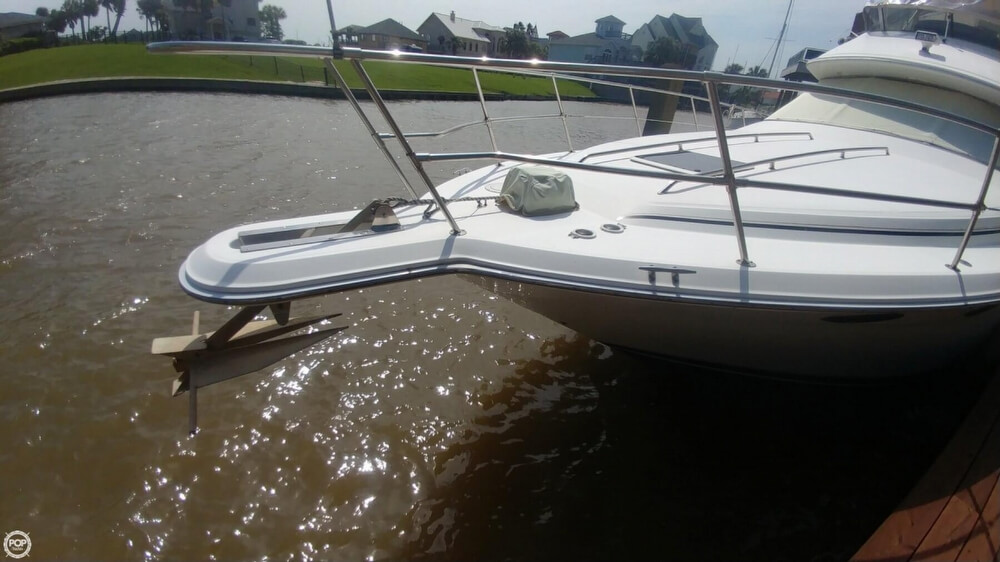 1996 Sea Ray boat for sale, model of the boat is 370 Sedan Bridge & Image # 16 of 40